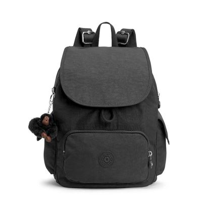 Petit sac à dos City Pack S 33.5cm True black