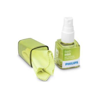 Consommable et nettoyage PHILIPS Nettoyants d'ecran anti-bactériens