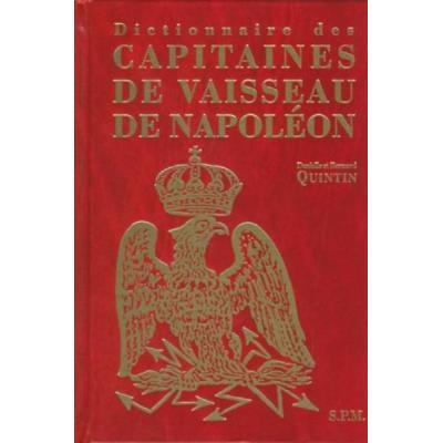 Dictionnaire Des Capitaines De Vaisseau De Napoléon