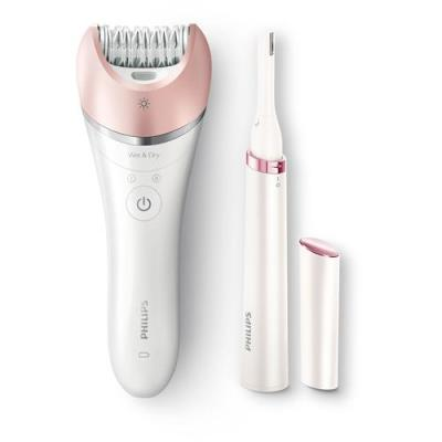 Epilateur Philips BRP53500 Satinelle Advanced Wet Dry