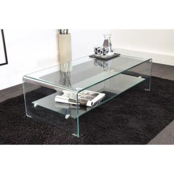 55 Vera Basse Cm Achatamp; 110 X Table En Verre PrixFnac Courbé uJKl13TFc