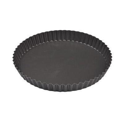 patisse 2944 moule à tarte antiadhésif fond amovible acier revêtu gris anthracite 24 cm