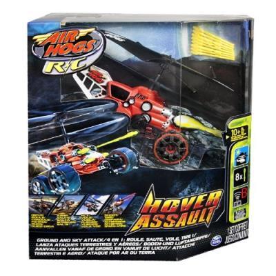 Air hogs - 6016592 - radio commande - véhicule miniature - hélicoptère - hover assault - assortiment