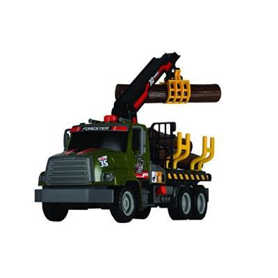 Dickie toys - 203806001 - camion de bois - air pump - radiocommandé - echelle 1/24 - multicolore