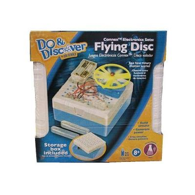 Edu Science Do & Discover Connex Electronic Kit - Flying Disc
