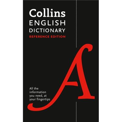 Collins English Dictionary Reference Ed