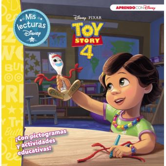 Toy story 4-mis lecturas disney