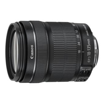 Zooms CANON 18-135MM NOIR F3.5-5.6 IS EF EFS