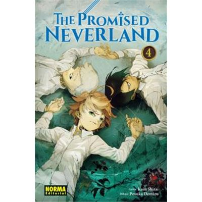 The Promised Neverland 4 - [Livre en VO]