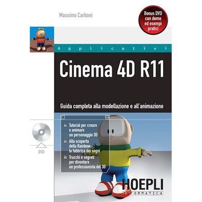 Cinema 4D R11 - [Livre en VO]