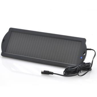 chargeur solaire batterie de voiture 12v 1 5w chargeurs. Black Bedroom Furniture Sets. Home Design Ideas
