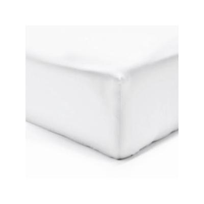 Vision drap housse 160x200cm blanc