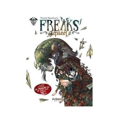 Freaks' Squeele - Tome 2 Florent Maudoux