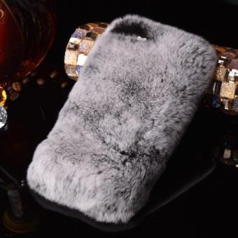 coque iphone 7 fourrure
