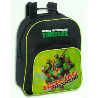 tortues ninja sac dos cartable teenage mutant tortues ninja top prix fnac - Cartable Tortue Ninja
