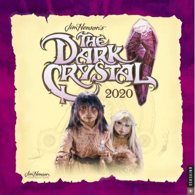 Calendrier 2020 30X30 Jim Hensons The Dark Crystal