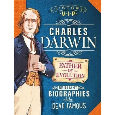 Charles Darwin (History VIPs) - [Livre en VO]