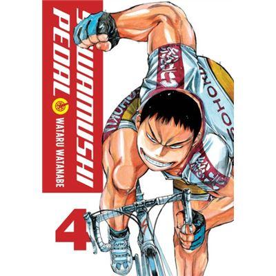 Yowamushi Pedal Vol 4