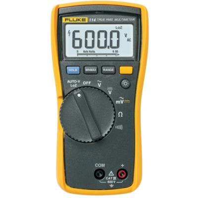 Divers Marques Multimetre Digital True Rms Fluke 114 Ref: 8917741