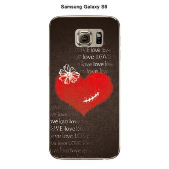 coque samsung galaxy s6 coeur
