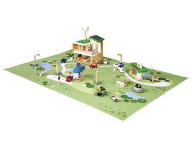 PLAN TOYS - Ville ecologique