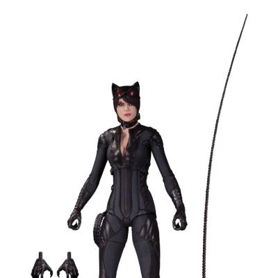 Batman Arkham Knight - Figurine Catwoman 17 cm