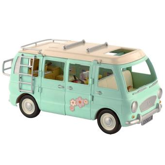 sylvanian families campervan camping car v hicule accessoire poup e achat prix fnac. Black Bedroom Furniture Sets. Home Design Ideas
