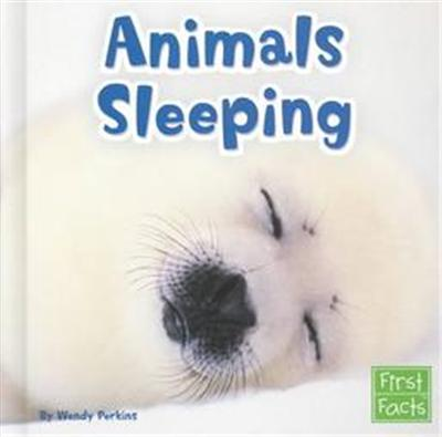 Animals Sleeping, Animal Behavior Series