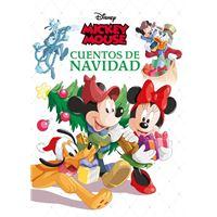 Mickey mouse-cuentos de navidad