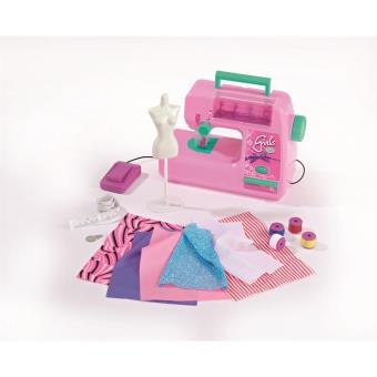 5€ sur Simba Toys 105562584 - Steffi LOVE Girls - Machine à coudre ...