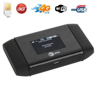 routeur 4g portable wifi hotspot 3g sans fil lecteur carte sim noir achat prix fnac. Black Bedroom Furniture Sets. Home Design Ideas