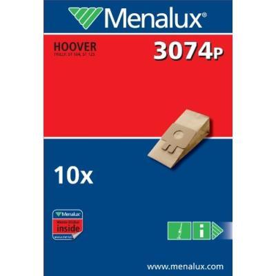 MENALUX 3074 P LOT DE 10 SACS POUR ASPIRATEURS HOOVER