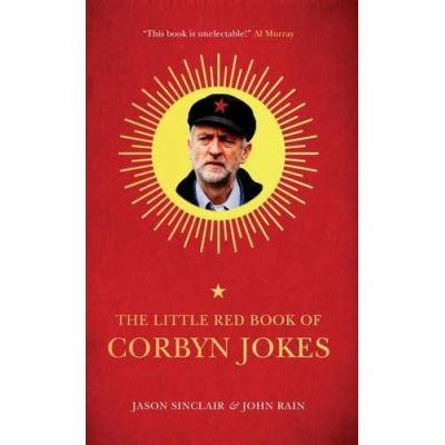 The Little Red Book of Corbyn Jokes - [Version Originale]