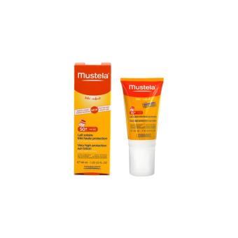 MUSTELA SOLAIRE Lait solaire très haute protection spécial visage SPF50+ (40  ml) - Accessoires santé - Achat   prix   fnac 84a64d4a9c50