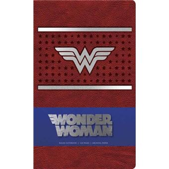 Dc comics: wonder woman ruled noteb