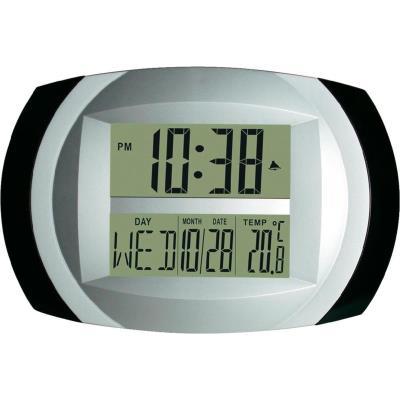 Thermomètre Horloge Murale