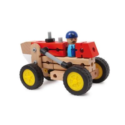 Boîte de construction Tracteur - Legler