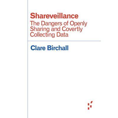 Shareveillance (Forerunners: Ideas First) - [Livre en VO]