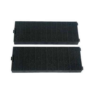 Lot de 2 filtres charbon CR240 pour Hotte AIRLUX (266574)