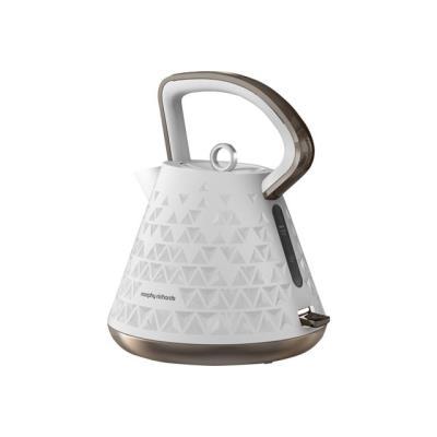Morphy Richards Prism 108102 - Bouilloire - 1.5 litres - 2200 Watt - blanc