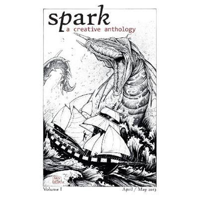 Spark: A Creative Anthology - [Livre en VO]
