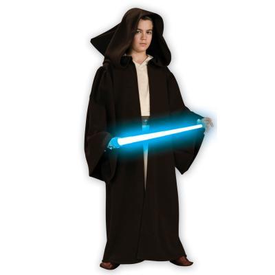 Déguisement Deluxe De Jedi (Star Wars - Clone Wars) -Enfant-10/12 ans (138 à 150 cm)