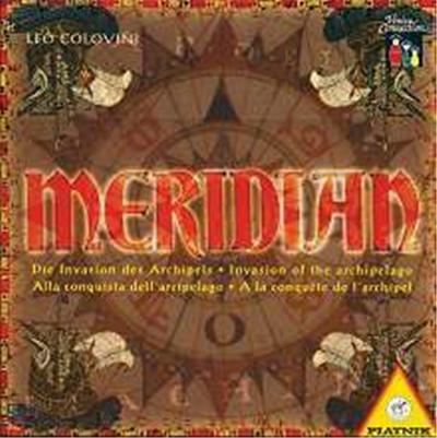 Piatnik - Meridian - Jeu de conquête