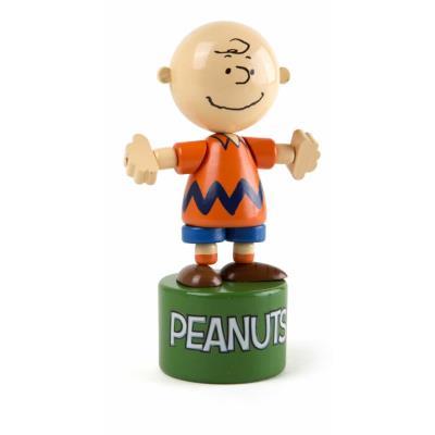 Poussoir Penauts Charlie Brown