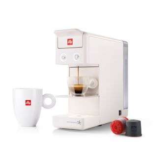 Expresso Illy Y3.2 BLANCHE