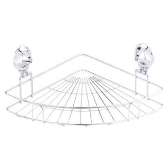 Panier D Angle Pour Douche Avec Fixation Ventouse Accessoires