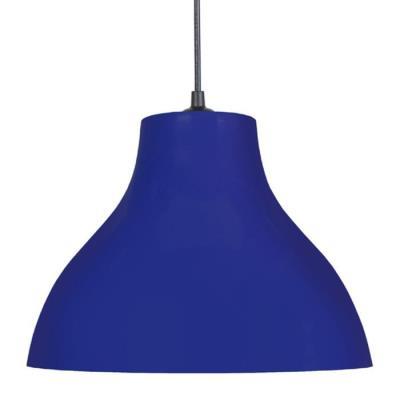 TOSELIA Suspension 29,5 cm métal bleu