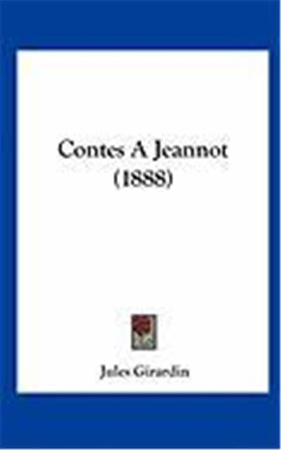 Contes a Jeannot (1888)