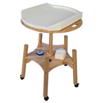 babybay 200801 - table à langer baby wok, inclut un matelas à langer
