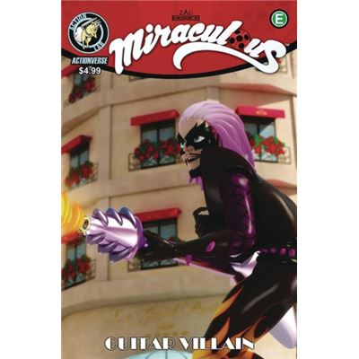 Miraculous Tales Of Lady Bug & Cat Noir